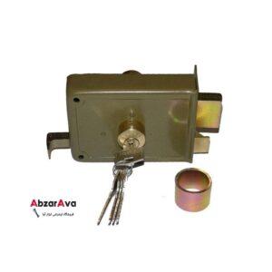 قفل حیاطی سپه کلید کامپیوتری